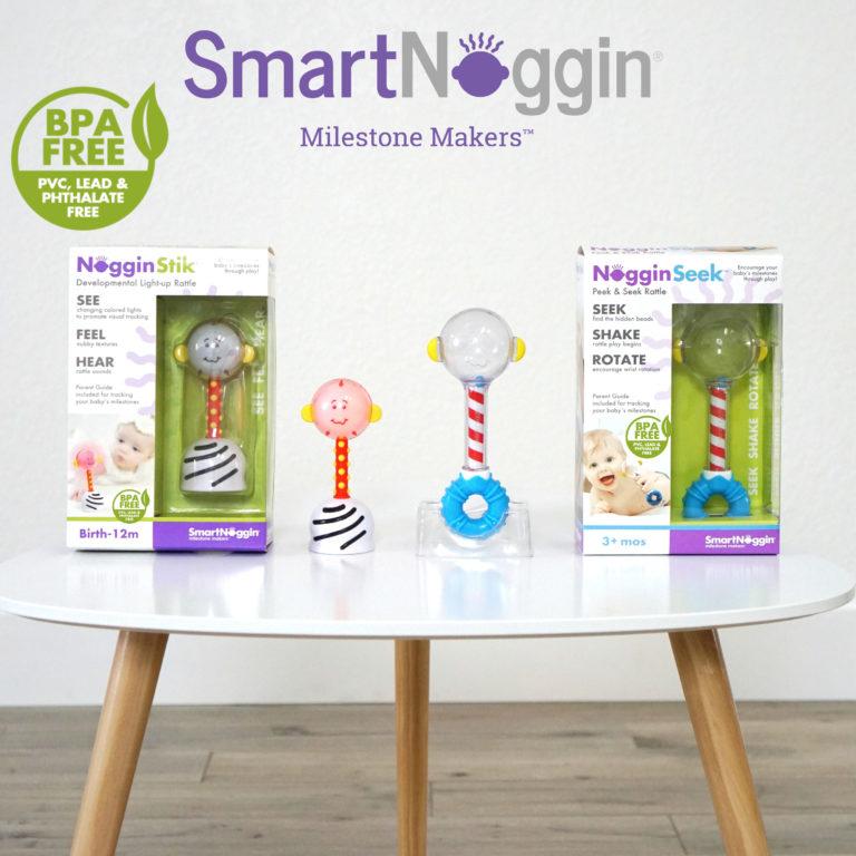 Smart Noggin Milestone Makers